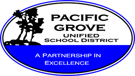 Pacific Grove Unified School District Logo